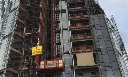 a rundown of the 6 scaffolding services we can assist with